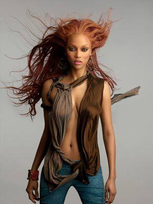 Tyra Banks - 30